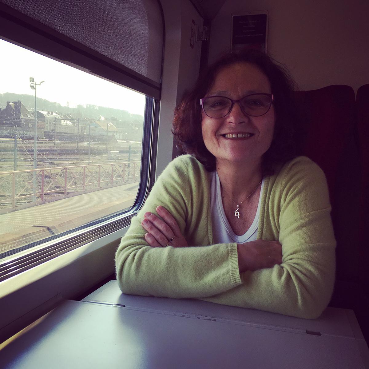 Michelle Padellec, Fondatrice d'Abadenn Multilingue